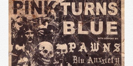 Synthicide Presents: Pink Turns Blue with Pawns and Blu Anxxiety tickets
