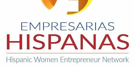 How to do Business with PBCSD, Presentation for Empresarias Hispanas tickets