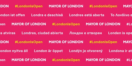 We Are All Londoners: Celebrating our European culture and communities tickets