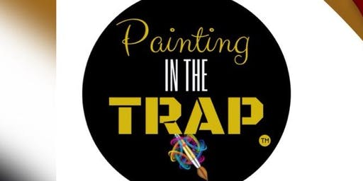 Painting in the Trap- St Pete 9/13