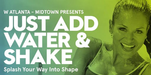 FREE Aqua Zumba at W Atlanta - Midtown's WET Deck