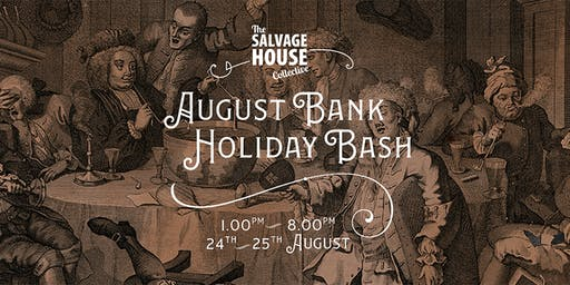 August Bank Holiday Bash