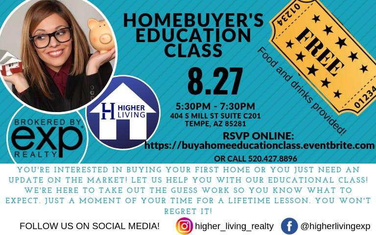 HomeBuyer's Education Class