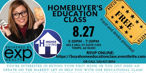 HomeBuyer's Education Class