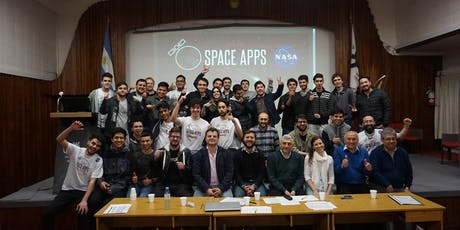 NASA Space Apps Challenge Mendoza 2019 entradas