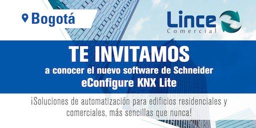 Lanzamiento de nuevo software de Schneider eConfigure KNX Lite