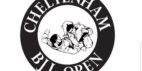 Cheltenham BJJ Open tickets