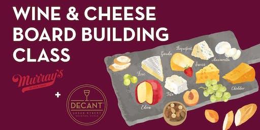 Wine & Cheeseboard Building Class