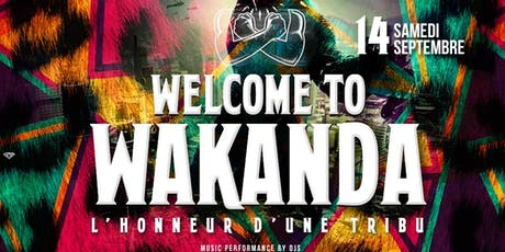 Welcome to Wakanda - L'honneur d'une tribu  billets