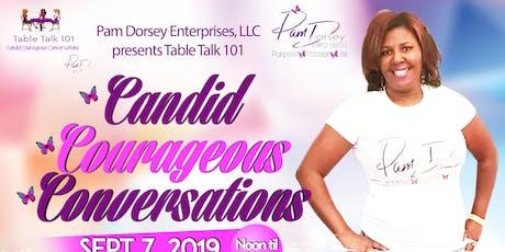 Table Talk 101 tickets