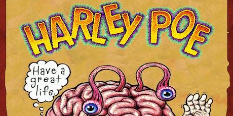 Harley Poe tickets