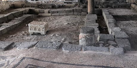 The Synagogue in the New Testament: A New Frontier in Biblical Archeology tickets