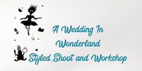 Wedding in Wonderland tickets