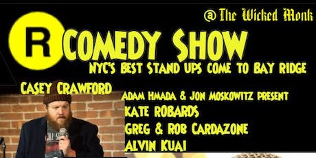R Comedy Show tickets