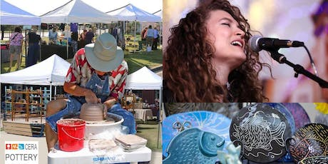 Pottery in the Park Arts Festival tickets