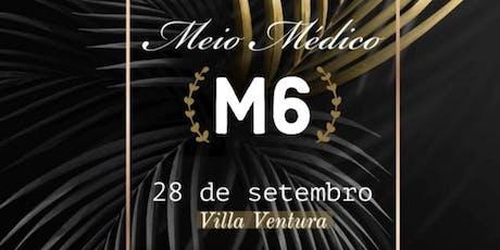 Meio Médico M6 - Unifran ingressos