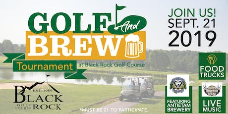 GOLF AND BREW - Beer and Live Music Admission tickets