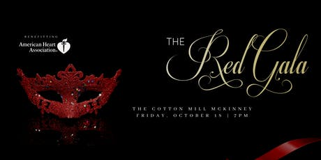 The Red Gala tickets