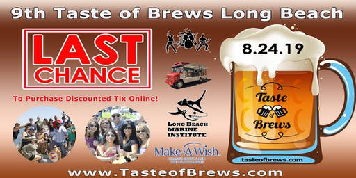 2019 Taste of Brews Long Beach