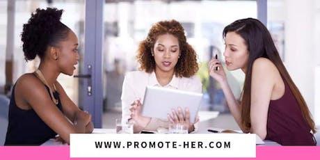 Promote-her Burlington/Camden County Chapter Meeting  tickets