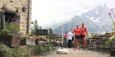 Transgrancanaria HG morning run in Chamonix