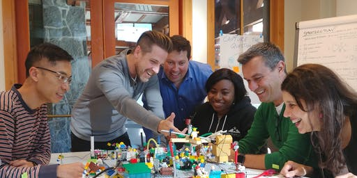 L.A.California: Certification in LEGO® SERIOUS PLAY® methods for Teams and Groups