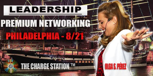 The Charge Station – Premium Networking Event at Moshulu