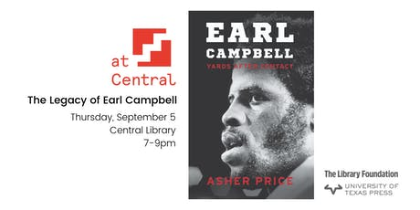 atCentral: The Legacy of Earl Campbell tickets