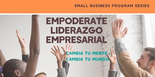 Empoderate en Liderazgo Empresarial