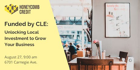 Funded by CLE: Unlocking Local Investment to Grow Your Business tickets