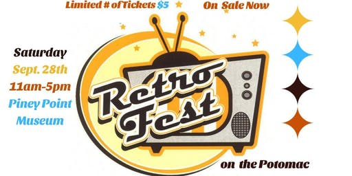 Retro Fest on the Potomac
