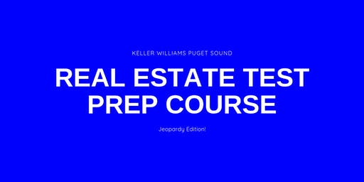 Real Estate Test Prep Study Session: Jeopard Edition!