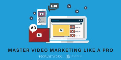 Master Video Marketing Like a Pro tickets