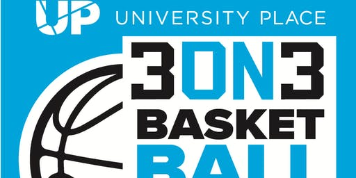 Youth 3 on 3 Basketball Tournament at University Place