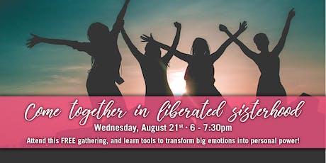Shine Sisterhood Gathering tickets