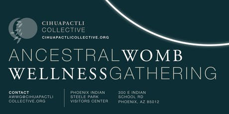 Ancestral Womb Wellness Gathering 2020 tickets