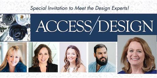 ACCESS/DESIGN - Meet the Design Experts!