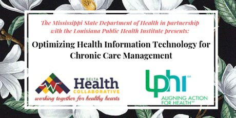 Optimizing Health Information Technology for Chronic Care Management tickets