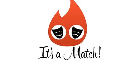 It's a Match! A tinder comedy event! tickets