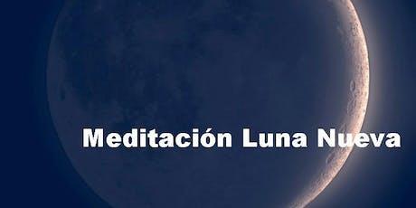 Meditación Luna Nueva en Virgo entradas