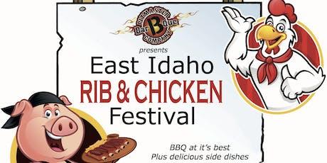 East Idaho RIB (and Chicken) Festival 2019 tickets