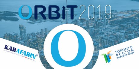 ORBiT 2019 Conference tickets