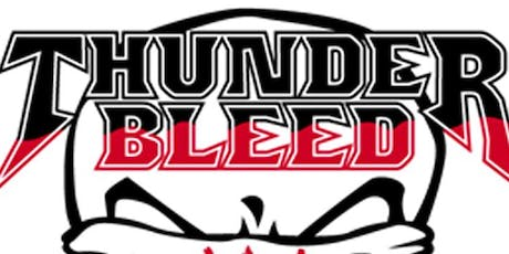 Thunderbleed aka Blind Vengeance, Lou Lou and the Spicy Boiz tickets