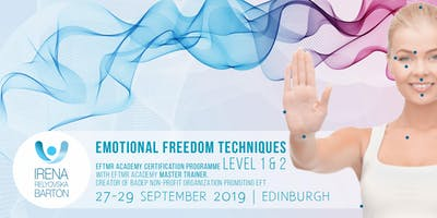 Emotional Freedom Techniques Certification Training 27-29 Sep