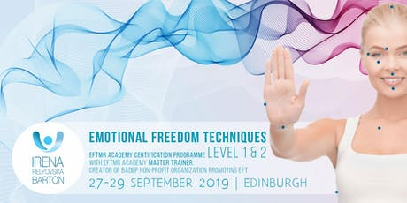 Emotional Freedom Techniques Certification Training 27-29 Sep tickets