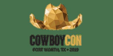 CowboyCon 2019 tickets