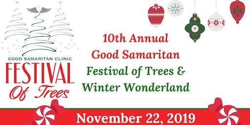 Good Samaritan Festival of Trees Winter Wonderland & Auction