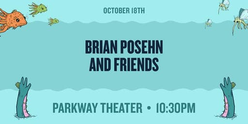 Brian Posehn and Friends