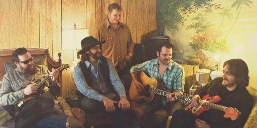 Reckless Kelly with Jeff Crosby