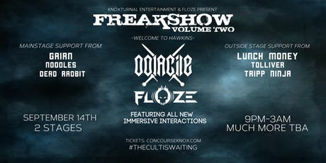 Freakshow ll: Oolacile tickets